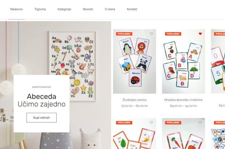 Kokoteo, internet trgovina, igračke za djecu www.kokoteo.eu